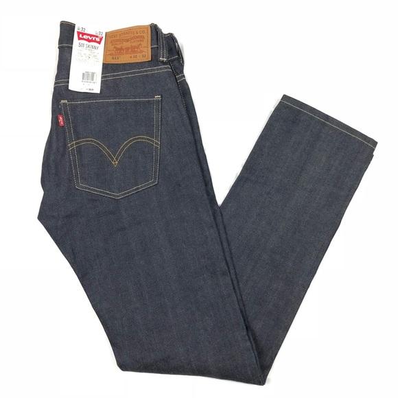 d7b3d68e6c7 Levi's Jeans | Levis 511 Skinny Mens Size W 32 L 32 Dark | Poshmark